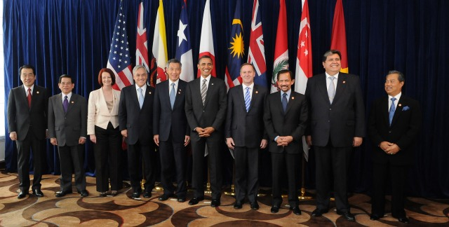 Leaders meet to discuss TPP deal. Photo: Wikipedia Commons
