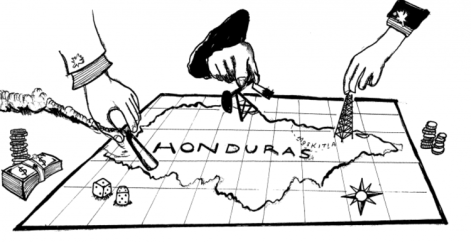 "Image from the Council of Hemispheric Affiars, ""Canada's Controversial Engagement in Honduras"""