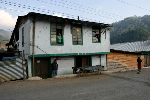 Rural Guatemala Photo: Anna Vogt