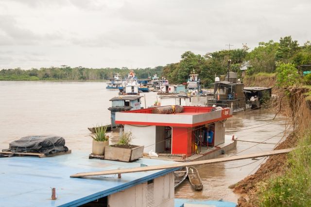 Putumayo River, Colombia. AnnaVogt
