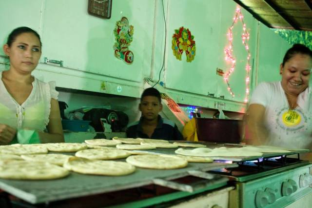 Honduran Tortillas